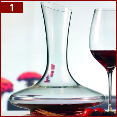 Wine Decanters - Ideal Christmas Gifts!