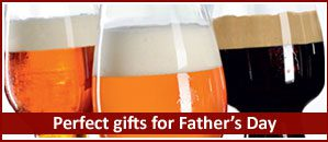 Great gift ideas for Father's Day!