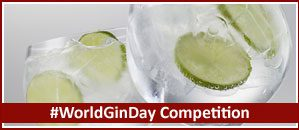 Celebrate World Gin Day and win a pair of Gin and Tonic Glasses!