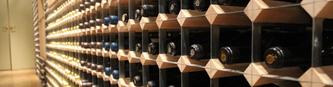 Traditional Wine Rack Calculator