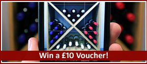 Take a photo of a Wine Rack and win a £10 Wineware Voucher!