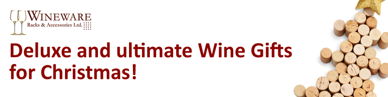 Find the ultimate wine gift for Christmas from Wineware!