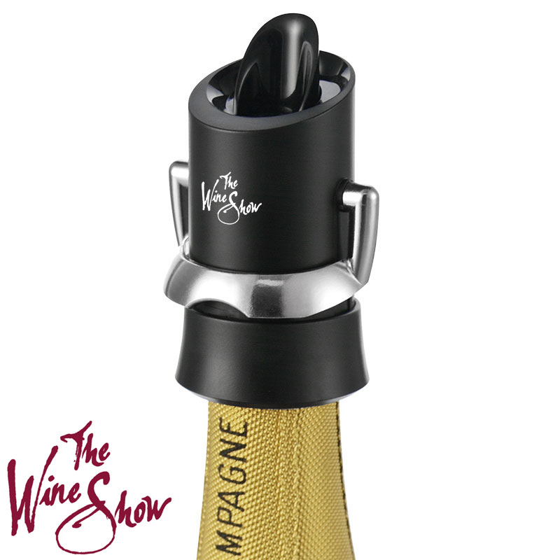 The Wine Show by VacuVin Champagne Saver / Pourer / Stopper