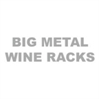 View our collection of Big Metal Wine Rack Assembled Wine Racks