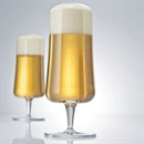 Schott Zwiesel Beer Basic Small Stemmed Pilsner Beer Glasses - Set of 6