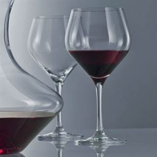 Schott Zwiesel Audience Burgundy Glass - Set of 6
