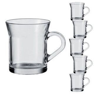 Montana Java XXL Tea Cup - Set of 6