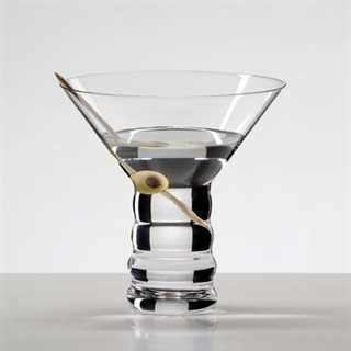 Riedel O Range Stemless Cocktail / Martini Glass - Set of 2