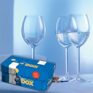 Montana Pure 'Party Box' White Wine Glass - Set of 18