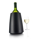 VacuVin Rapid Ice Prestige Wine Cooler - Black