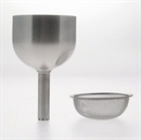 Stainless Steel Wine Aerator - With Filter