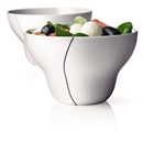 Menu Porcelain Salad / Dessert Bowl - 2 Piece Set