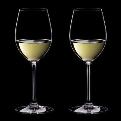 Riedel Vinum Sauvignon Blanc Dessert Wine Glass Set Of