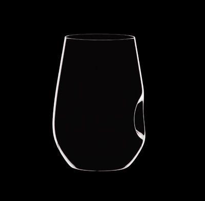 Riedel Sommeliers Stemless Crystal Black Wine Tasting