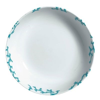 Raynaud Cristobal Turquoise Breakfast Bowl 17cm