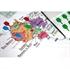 De Long's Wine Map of Italy Bookshelf Edition