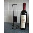 Metal Wine Bottle Holder - Set of 6