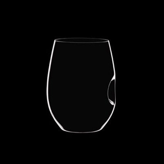 Riedel Sommeliers Stemless Crystal Black Wine Tasting Glass - Large
