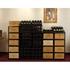 Wine Bottle Sliding Shelf Case Rack