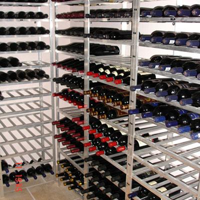 wine racks metal cosmecol