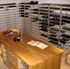 Big Metal Wine Rack Self Assembly - 60 Bottle