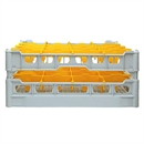 Fries Glass Washer Tray 16 Glasses 170mm High - 500 x 500mm