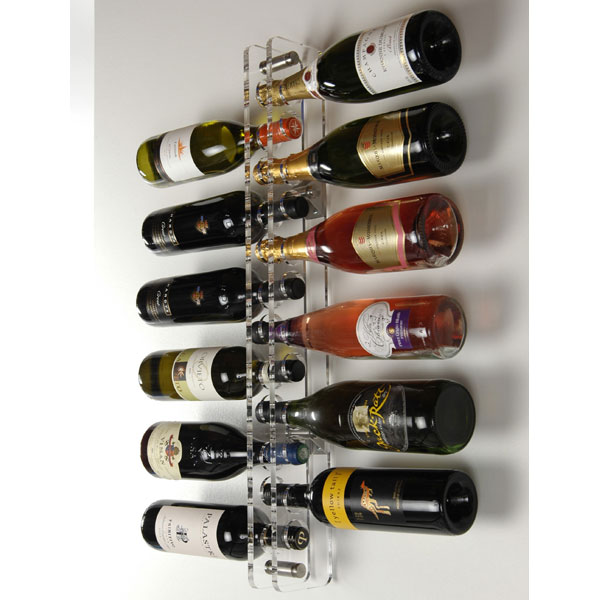 Wine Bottle Wall Rack Wall Mounted Wine Rack