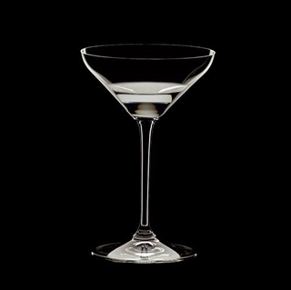 Riedel Restaurant Bar - Martini / Cocktail Glass 250ml - 454/17
