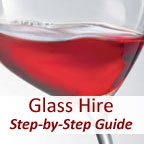 View more glass hire for corporate events from our Glass Hire: A step-by-step guide range