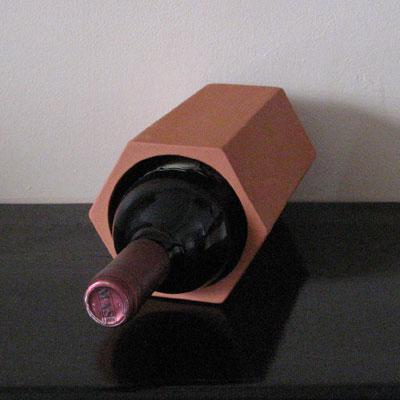 Terracotta Wine Rack 50 Bottles Wineware Co Uk