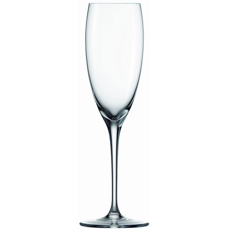 Spiegelau vinovino champagne glass set of 4 glassware - Spiegelau champagne flute ...