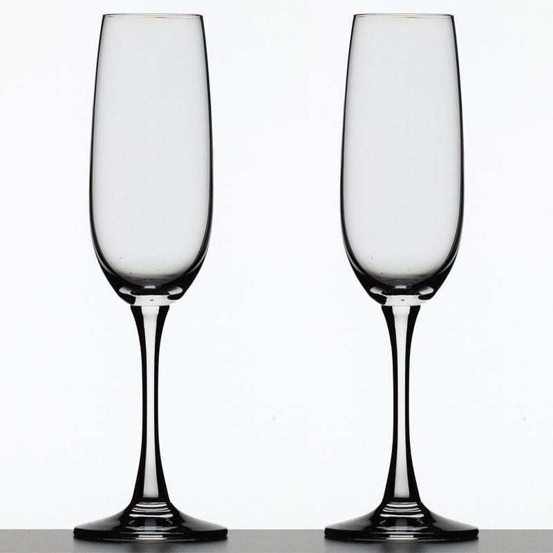 Spiegelau soiree champagne glasses flute set of 2 - Spiegelau champagne flute ...