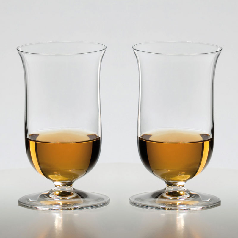 Riedel Vinum Malt Whisky Glass Set Of 2 Glassware Uk