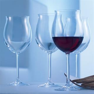 Montana Pure Burgundy Glass x 1