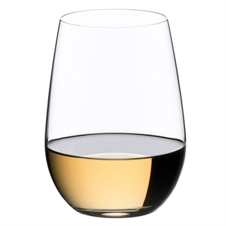 Riedel O Range Stemless Riesling / Sauvignon Blanc Glass - Set of 2 - 414/15