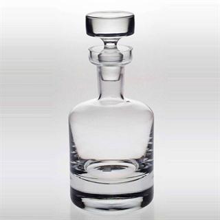 Krosno Round Spirit / Whisky Decanter 750ml