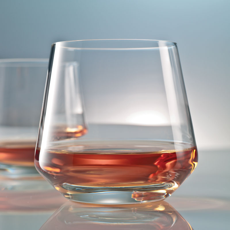 Schott Zwiesel Pure Sof Whisky Glass Tumblers Set Of 6