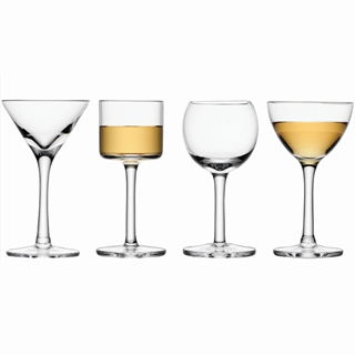 LSA Lulu Liqueur Glasses - Set of 4
