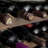 Modularack Wooden Wine Rack Island - 2 x MOD72 Dark Stain