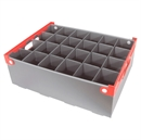 Wine Glass Storage Box - 24 Cell - 160mm High
