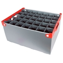 Wine Glass Storage Box - 35 Cell - 240mm High