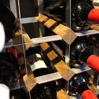 Wine Bottle Label Protectors - Set of 25