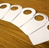 Wineware Card Wine Bottle Neck Tags - Set of 100