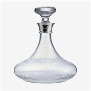 J A Campbell Admiral Wine Decanter 1L