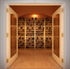 Big Metal Wine Rack Fully Assembled - 21 Bottle