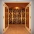 Big Metal Wine Rack Fully Assembled - 40 Bottle