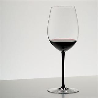 Riedel Sommeliers Black Tie Bordeaux Grand Cru Glass - Set of 4