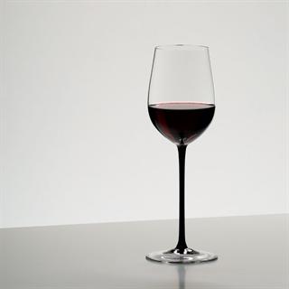 Riedel Sommeliers Black Tie Mature Bordeaux Glass - Set of 4