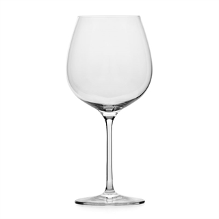 Glass & Co In Vino Veritas Restaurant - Burgundy Red Wine Glass