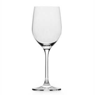 Glass & Co In Vino Veritas Restaurant - Chardonnay White Wine Glass